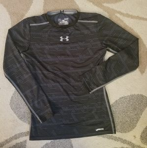 Under Armour compression layer, Youth size Large